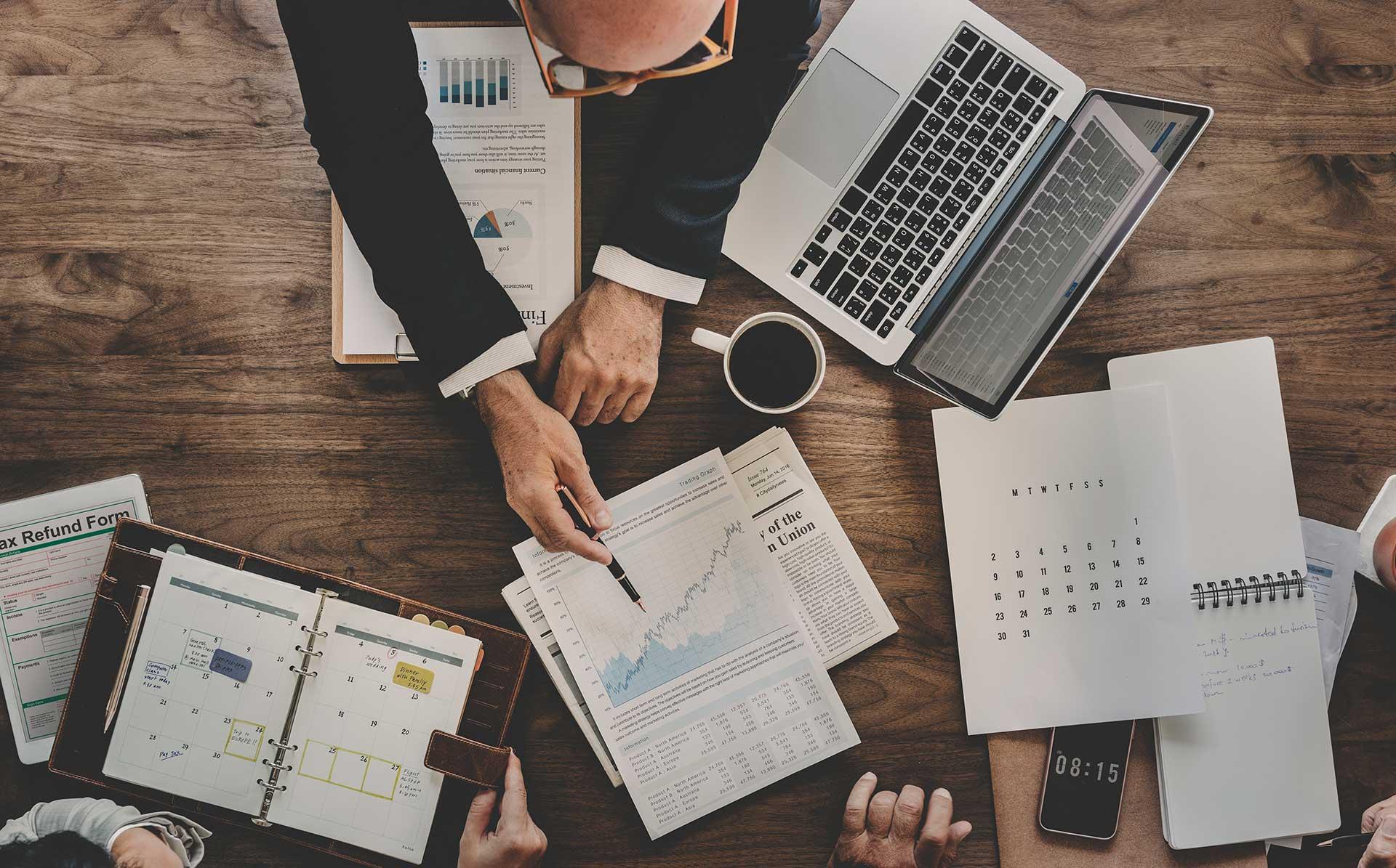 A sua empresa tem um projeto de investimento aprovado?