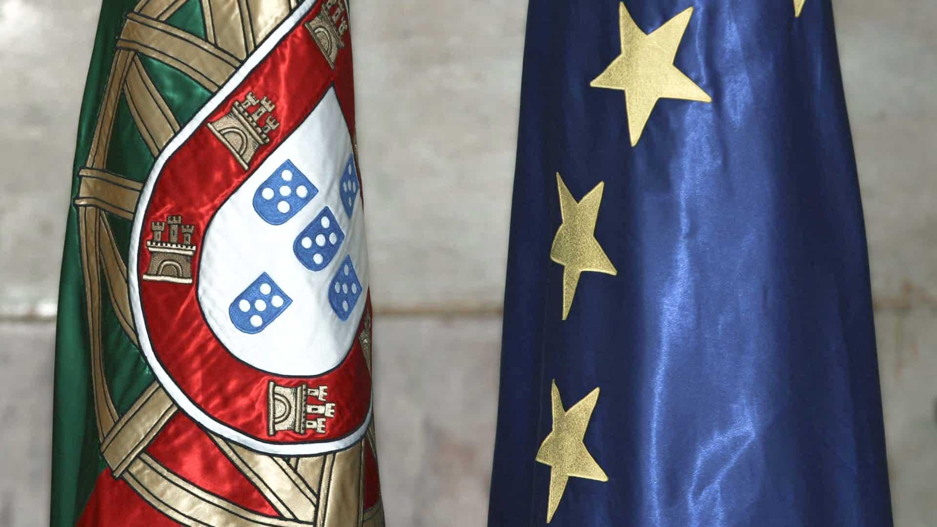 Portugal recebe 45 mil milhões da UE para retoma da economia